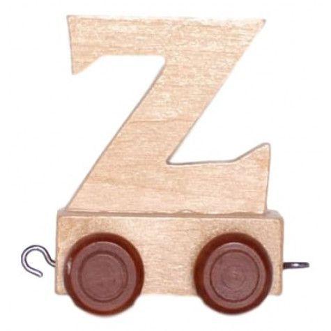 Lettertrein/naamtrein Z