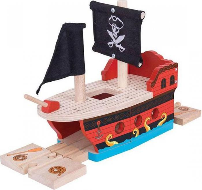 Bigjigs piratenschip