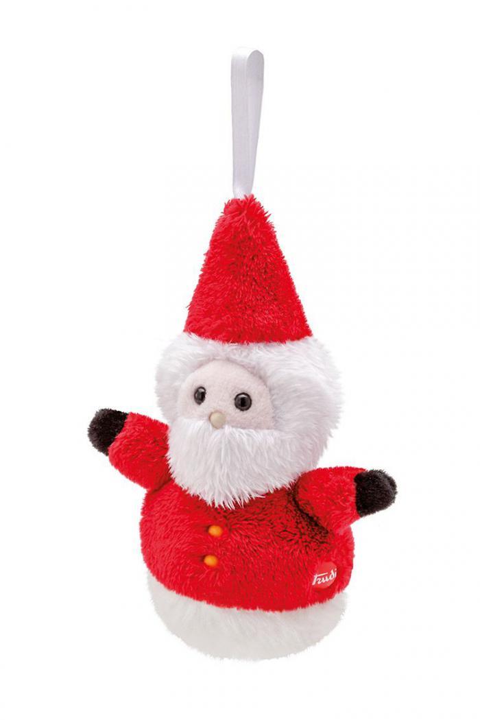 Trudi charm Kerstman hanger