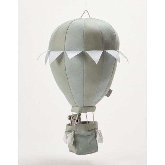 Decoratieve luchtballon met beertje