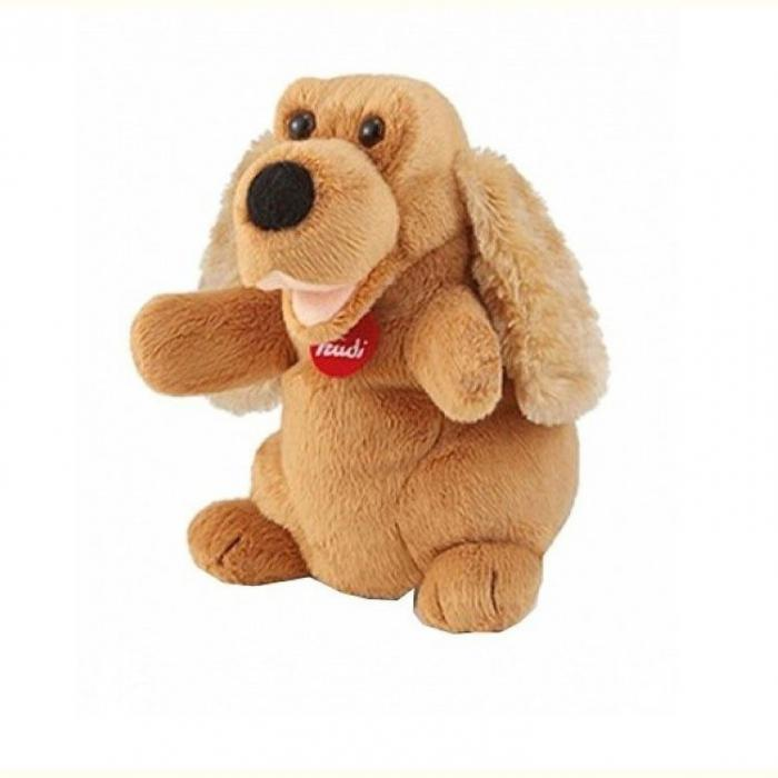 Handpop hond cocker spaniël