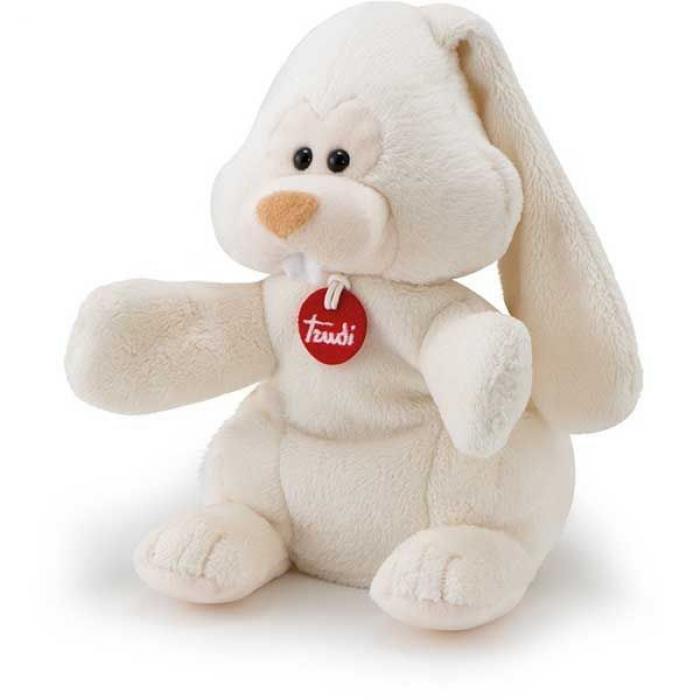 Handpop konijn Virgilio
